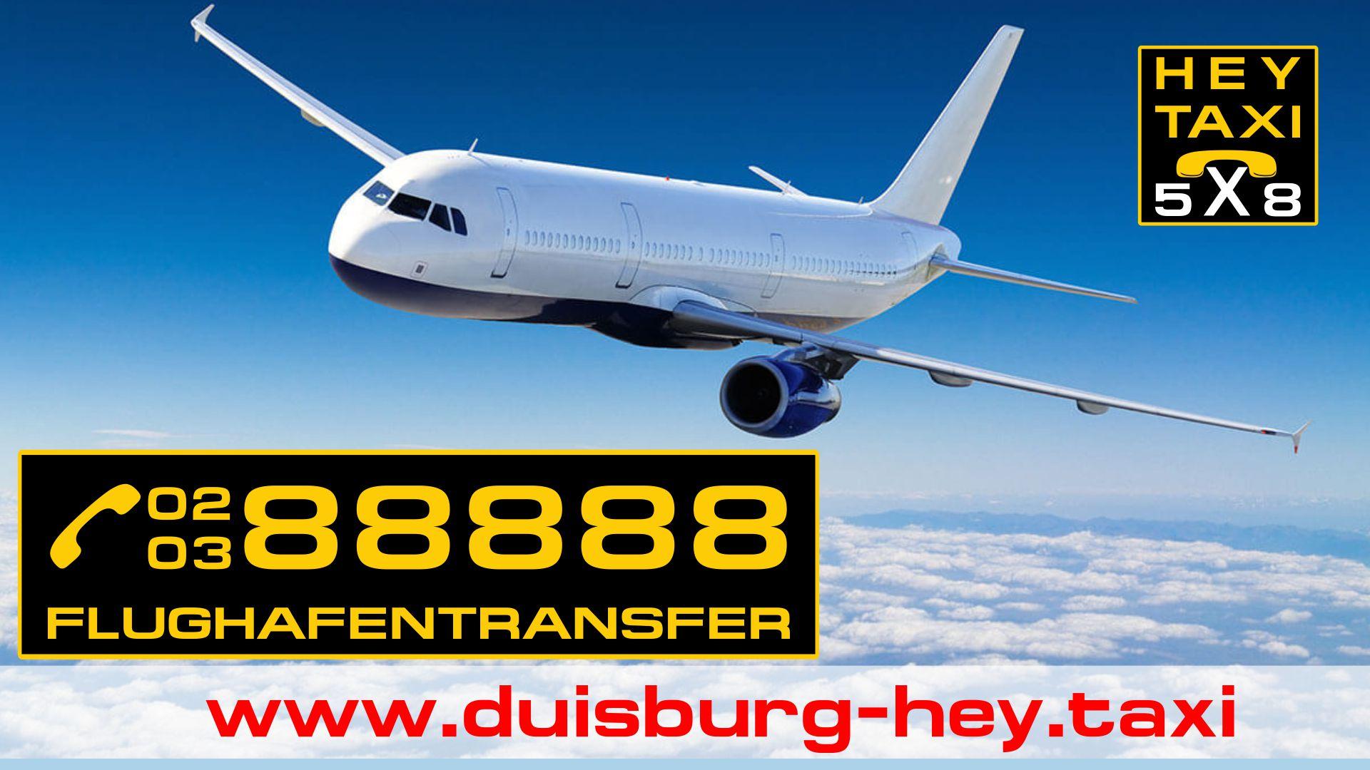Flughafentransfer Duisburg